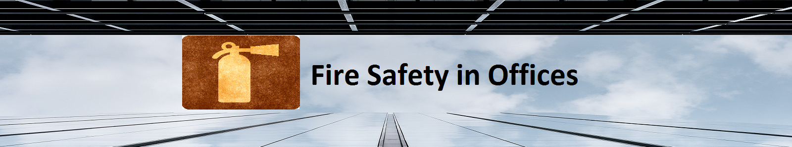 Fire Safety and Prevention at Office
