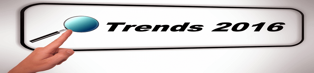 Business Trends 2016