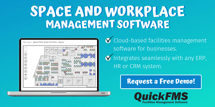 Space and Workplace Management Software CTA