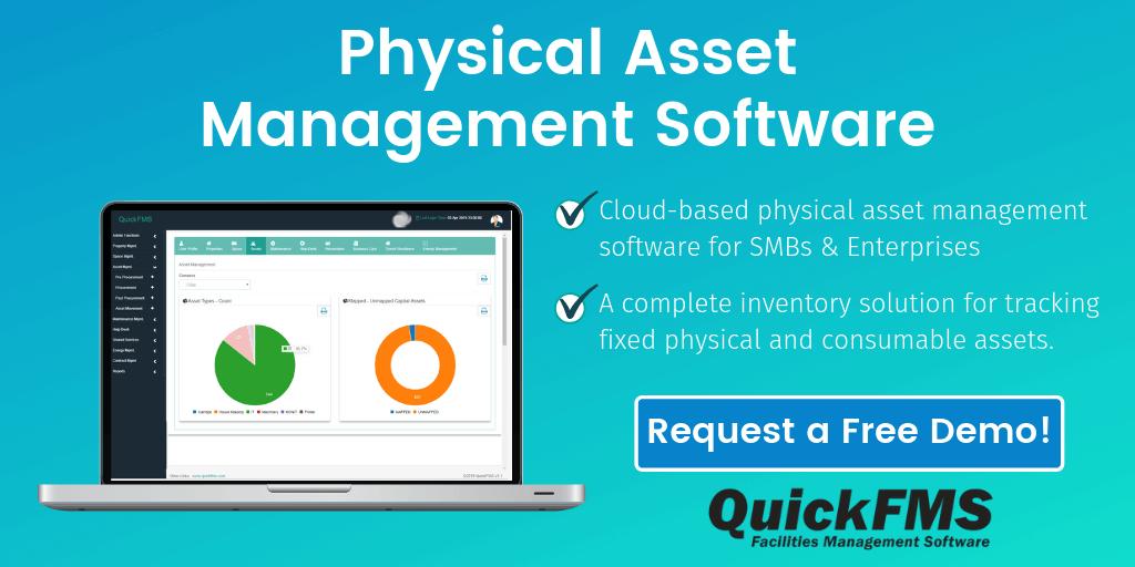 Asset Management Software - Request a Free Demo