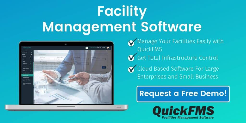Facilities management software